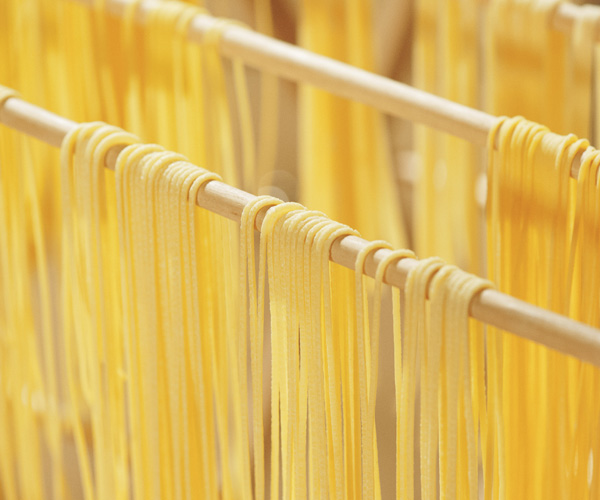Extreme pasta weekend